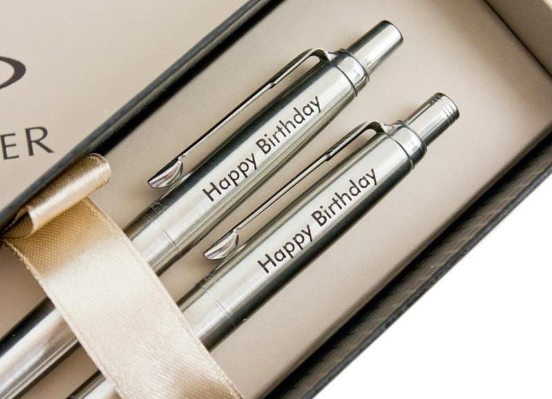 фото Ручки с гравировкой