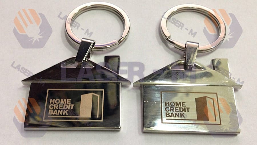 Брелок home credit bank