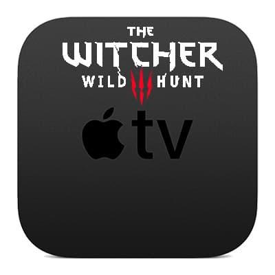 Гравировка на Apple TV