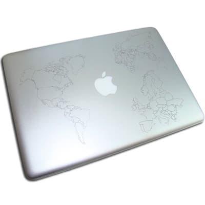 Гравировка на ноутбуках