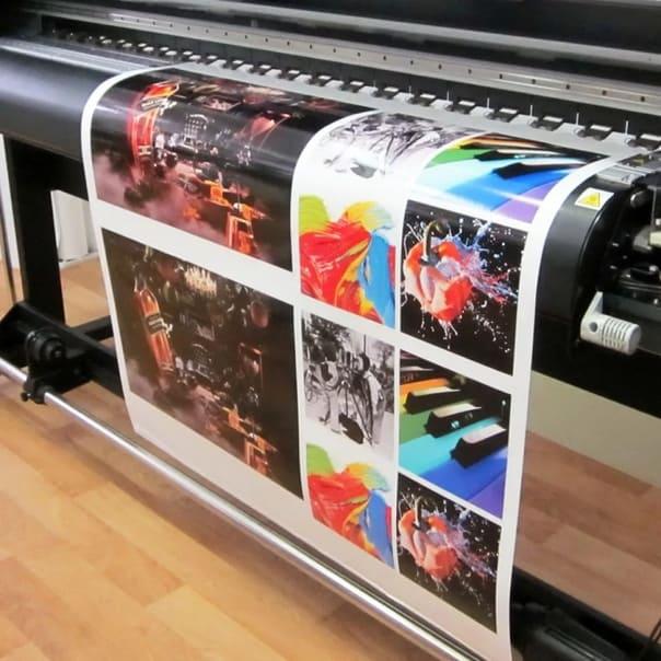 УФ печать на пленке