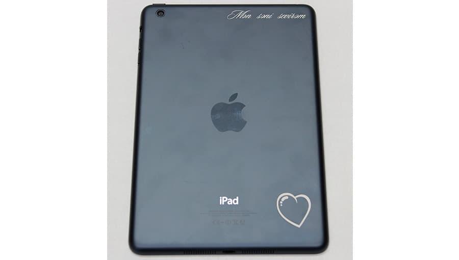 Гравировка на iPhone, iPod, iPad