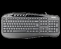 Гравировка офисной клавиатуры